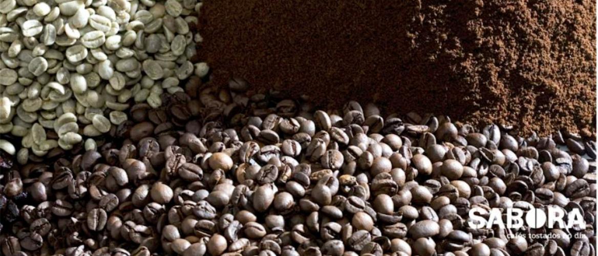 cafe,cafes sabora,tueste en el día,sabora,cafetería,venta,distribución galicia
