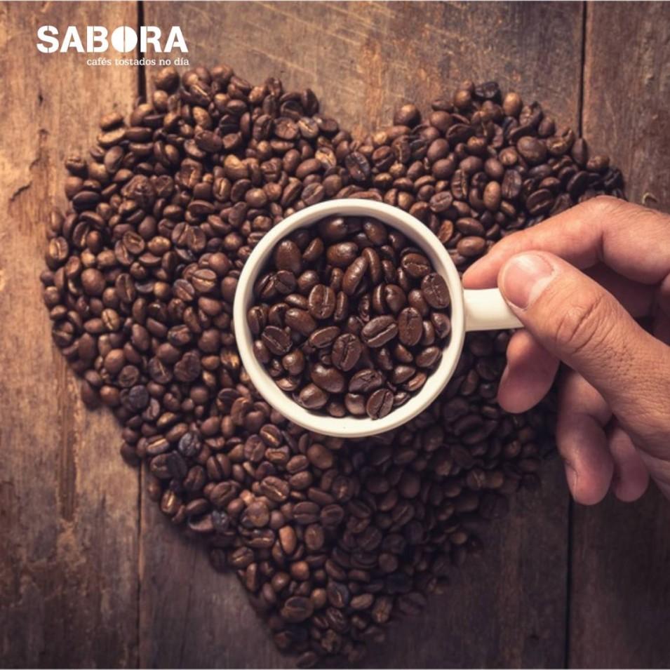 Amamos el café en grano para cafeteria