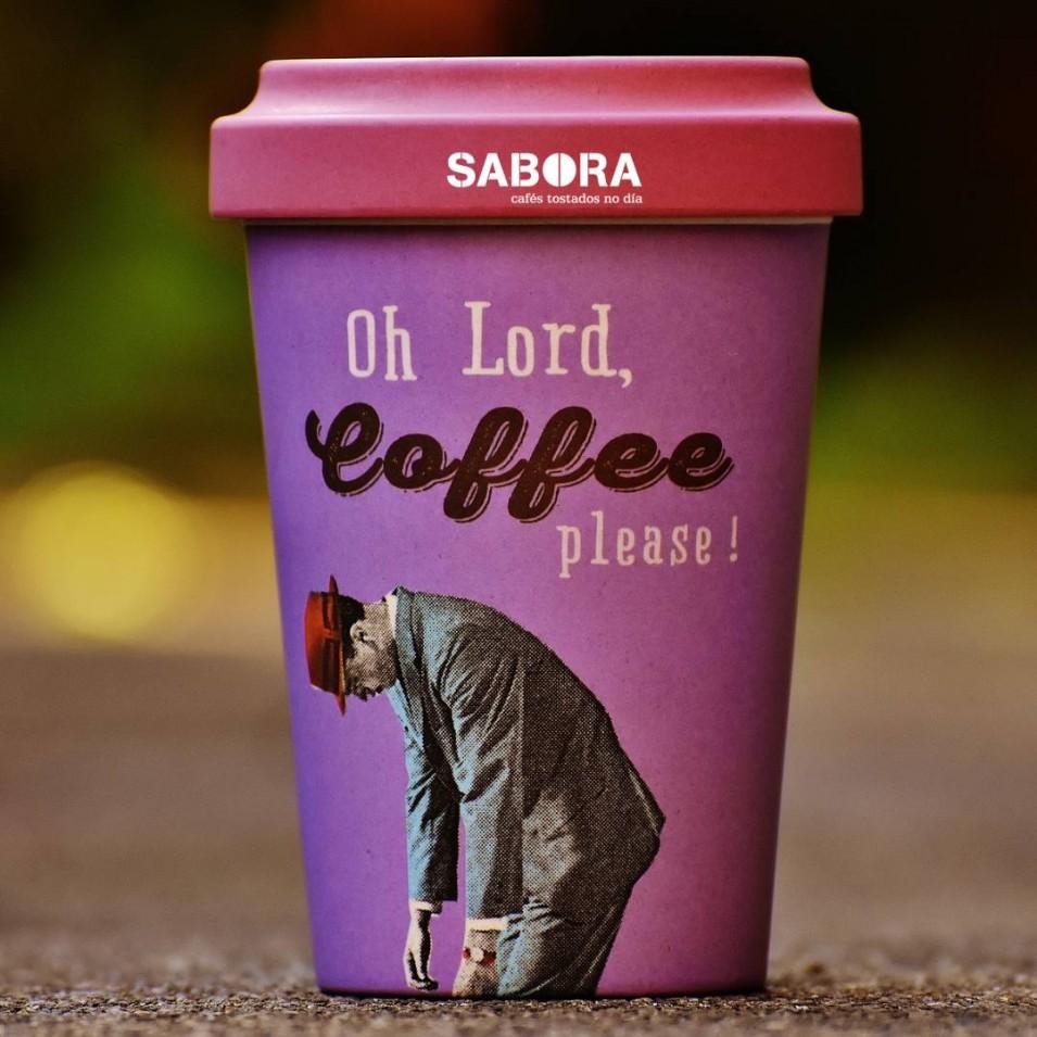 Oh señor, café por favor!