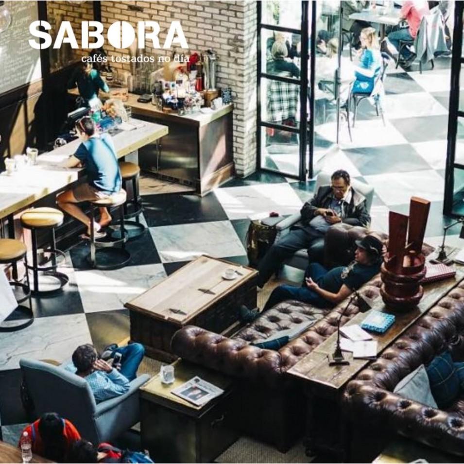 Cafetería actual es la culminación de la historia del café