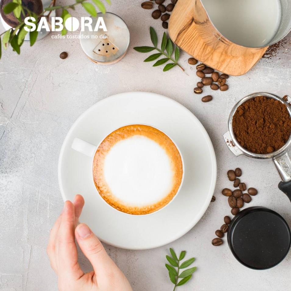 Cunca cun cappuccino tradicional