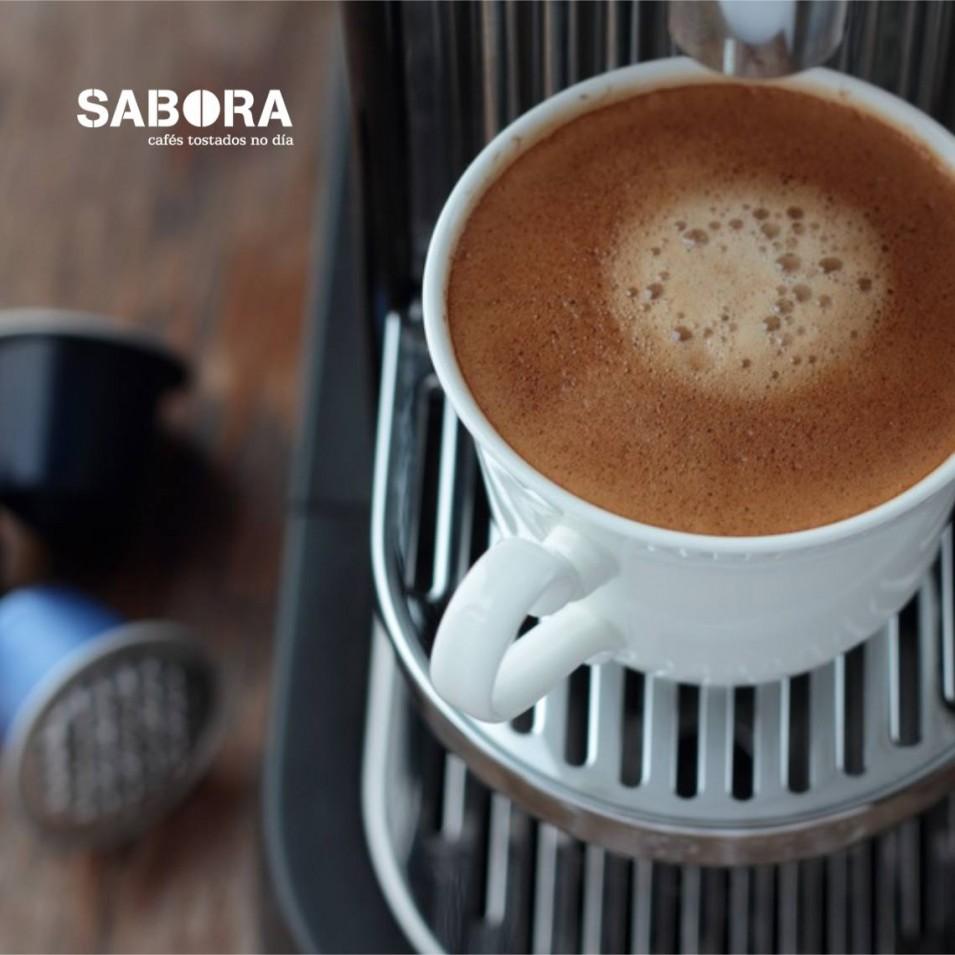 Cafetera de cápsulas