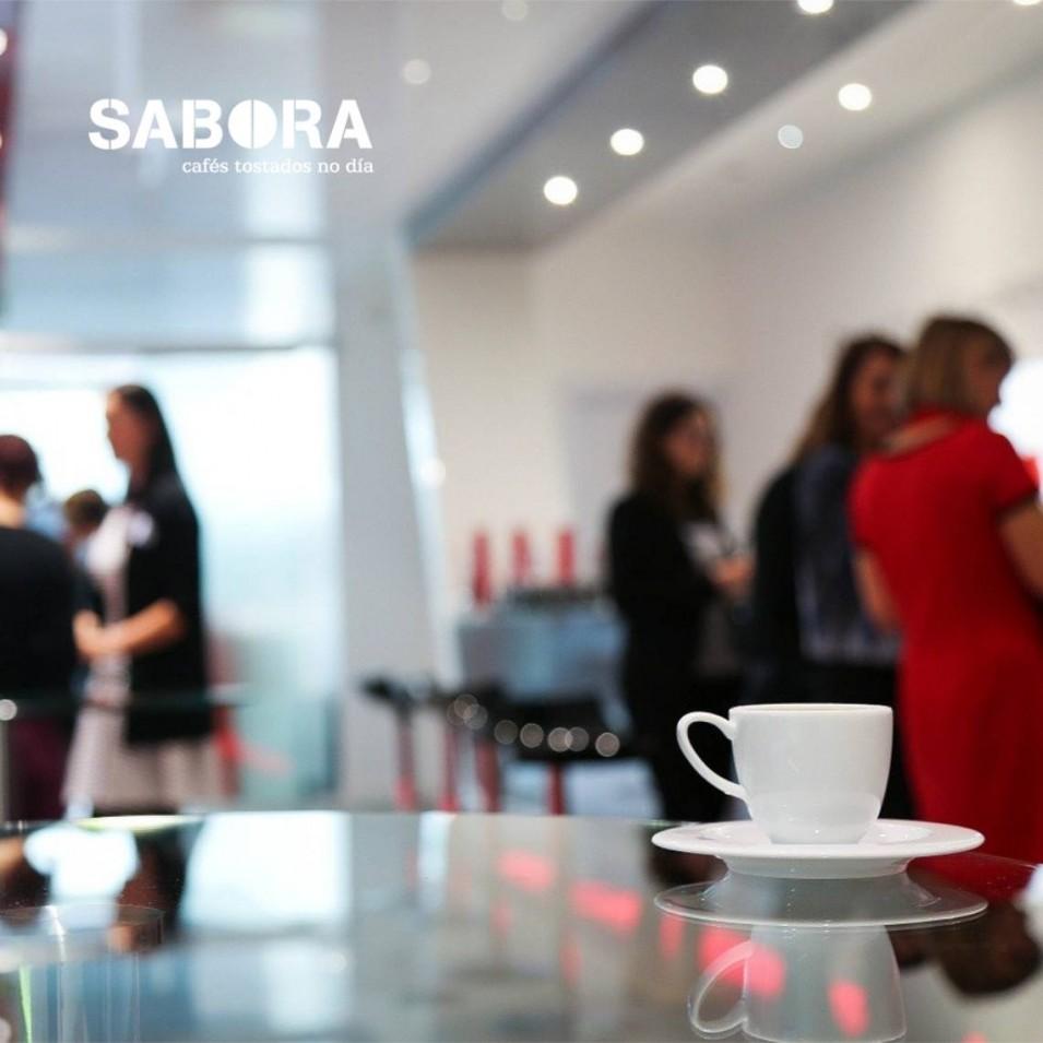 Coffee Break o pausa para el café en evento empresarial