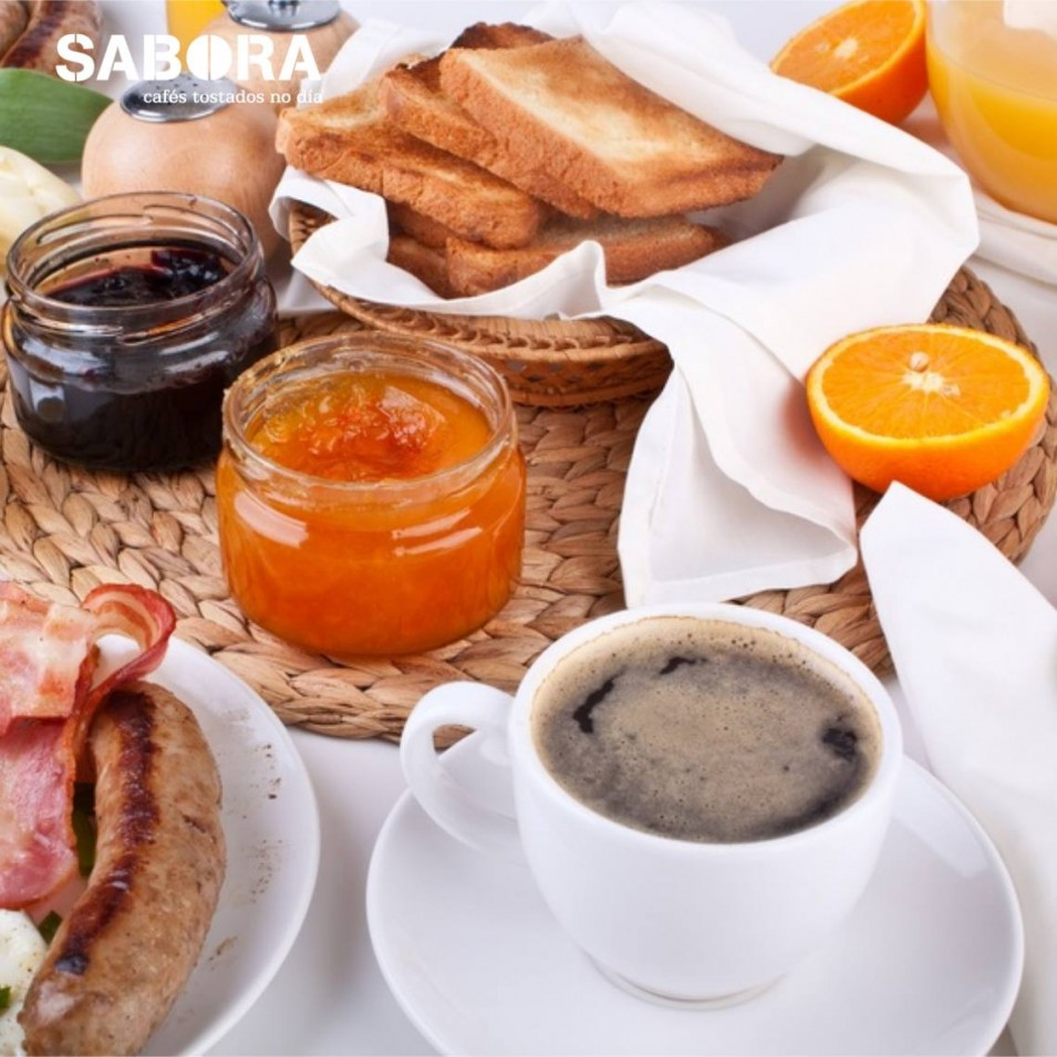 El café no engorda,  el aporte calórico que lo acompañan sí