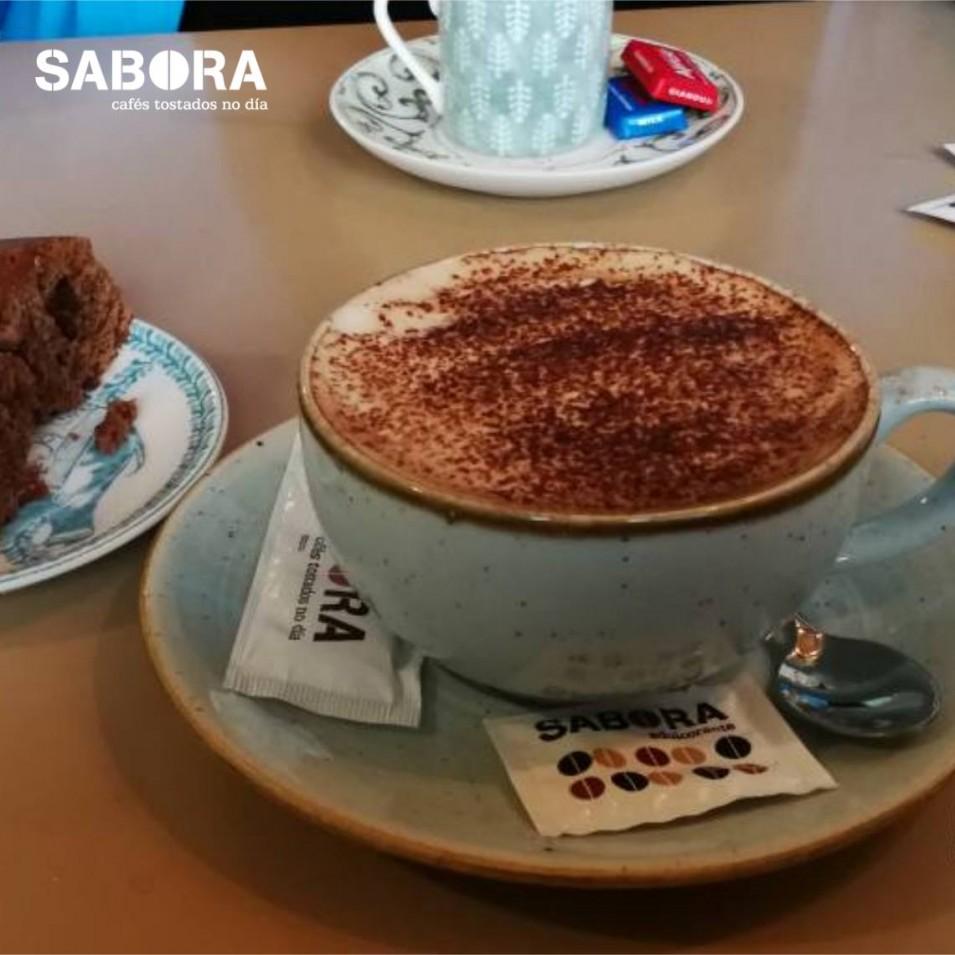 As cafeterías necesitan un bo café.