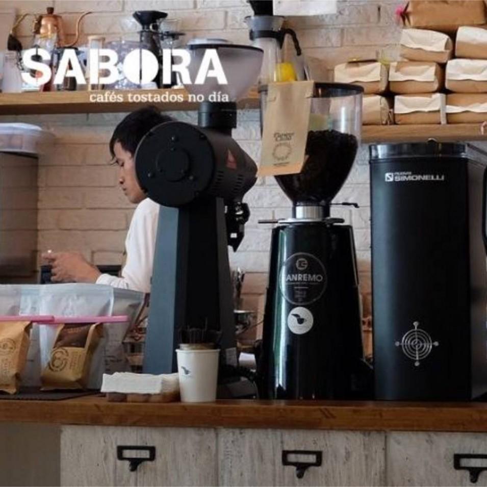 Muiño café Profesional en cafetería