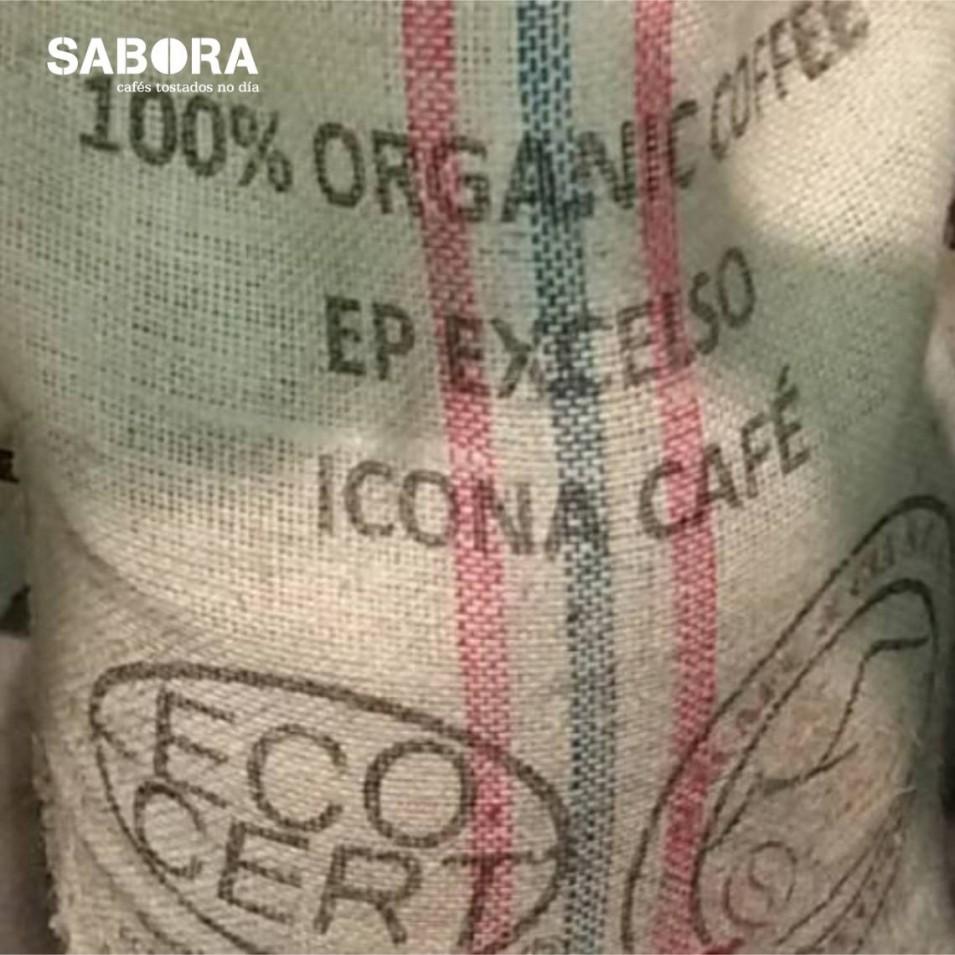 Saco de Café Orgánico o  Ecológico