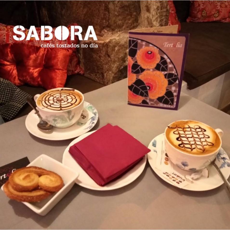 Cafés de especialidad en el Tertulia