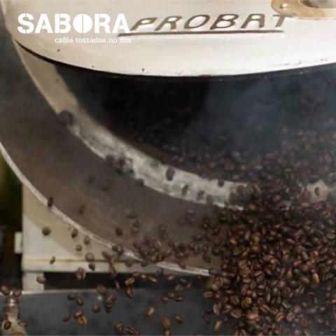A  Acrilamida no torrado do café