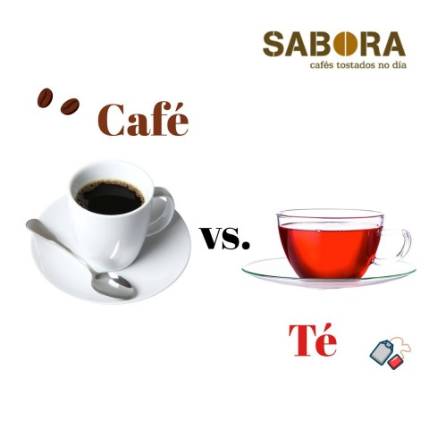 Café vs. Té