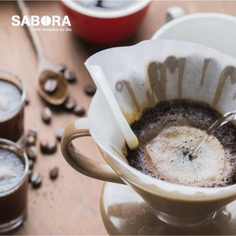 Hario V60- Slow coffee