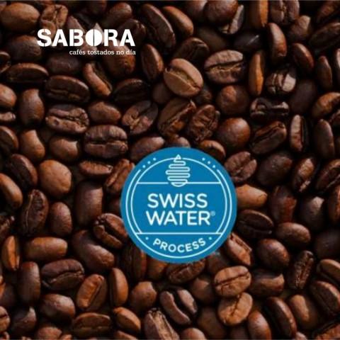 Swiss water proceso para eliminar la cafeína con agua
