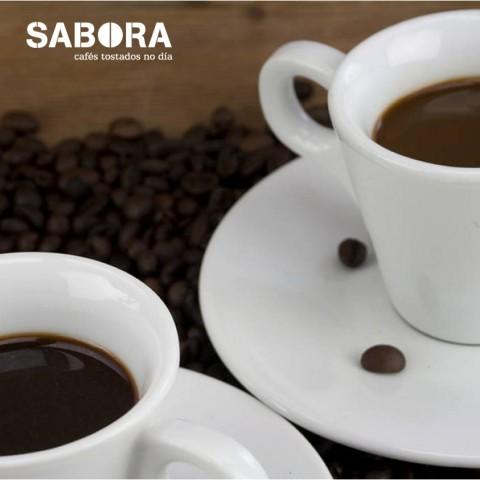 Cuncas de café de porcelá